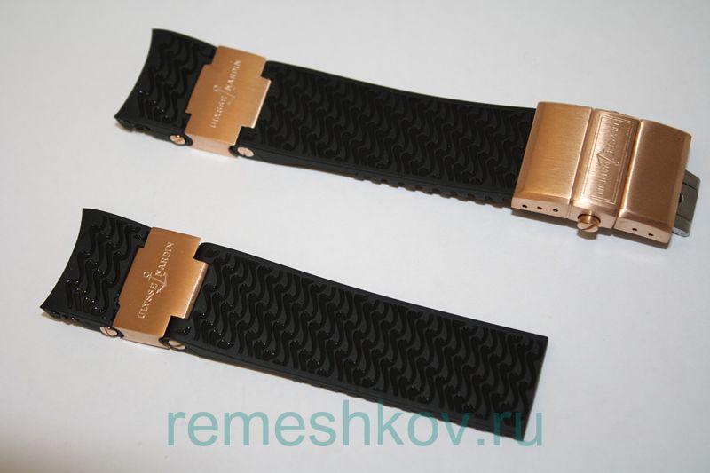 каучуковый ремешок для часов ulysse nardin цена РФ: